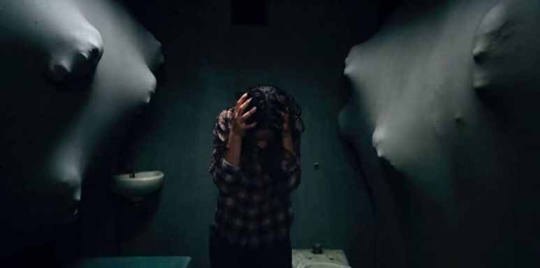 The New Mutants is like a haunted house horror movie