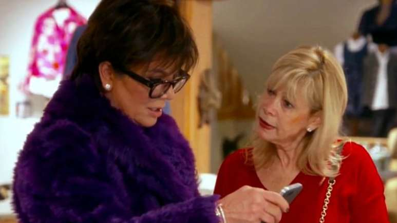 Kris Jenner and Sheila Kolker on Keeping Up With The Kardashians