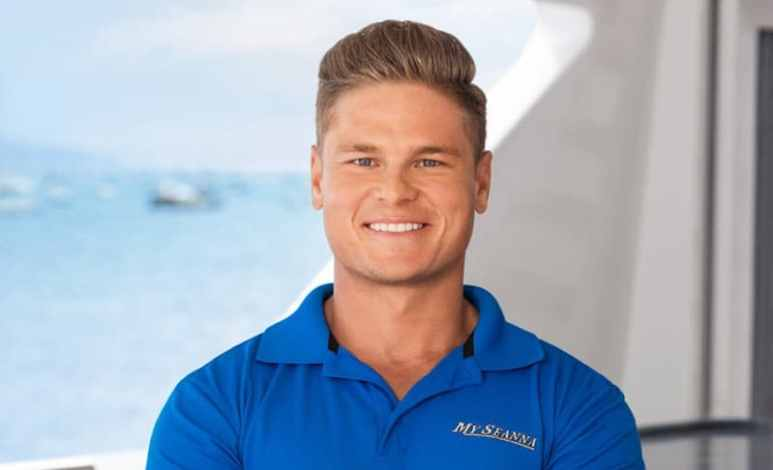 Ashton Pienaar on Below Deck