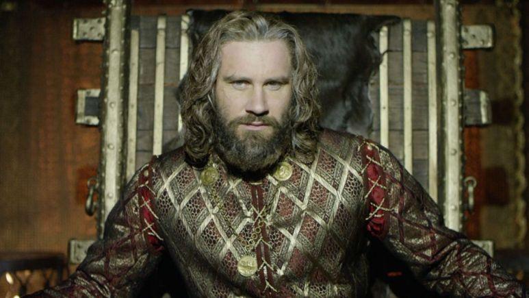 Duke Rollo of Normandy returns to Kattagat Pic credit: History