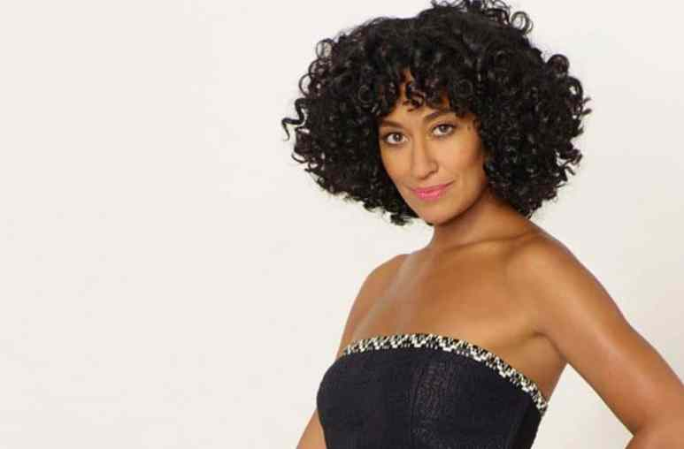Tracee Ellis Ross hails from music royalty Pic credit: ABC