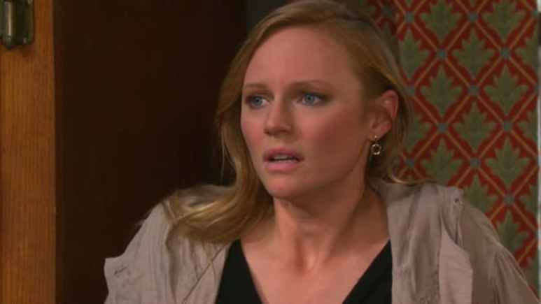 Marci Miller as Abigail on Days of Our Lives