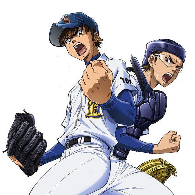 Ace Of Diamond Season 3 Anime Teaser Visual