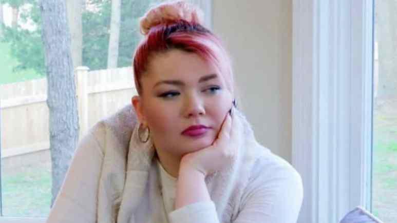 Amber Portwood on Teen Mom OG