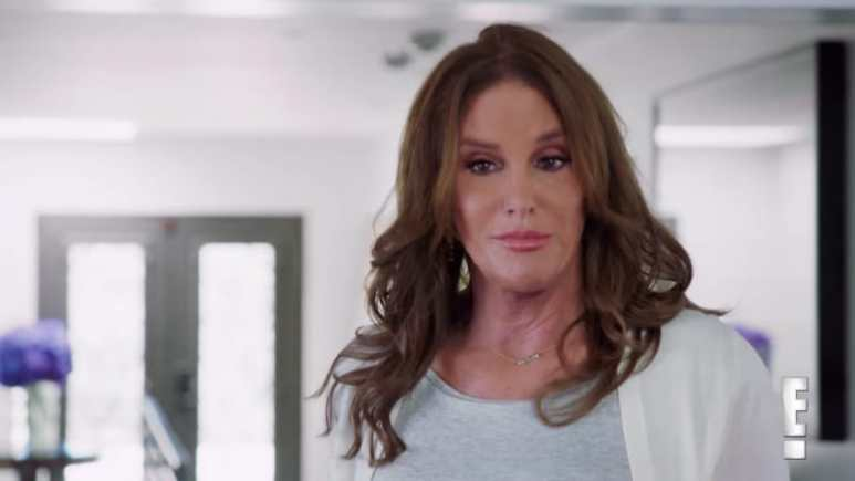 Much of I am Cait was filmed in Caitlyn Jenner's Malibu mansion. Pic credit: E!