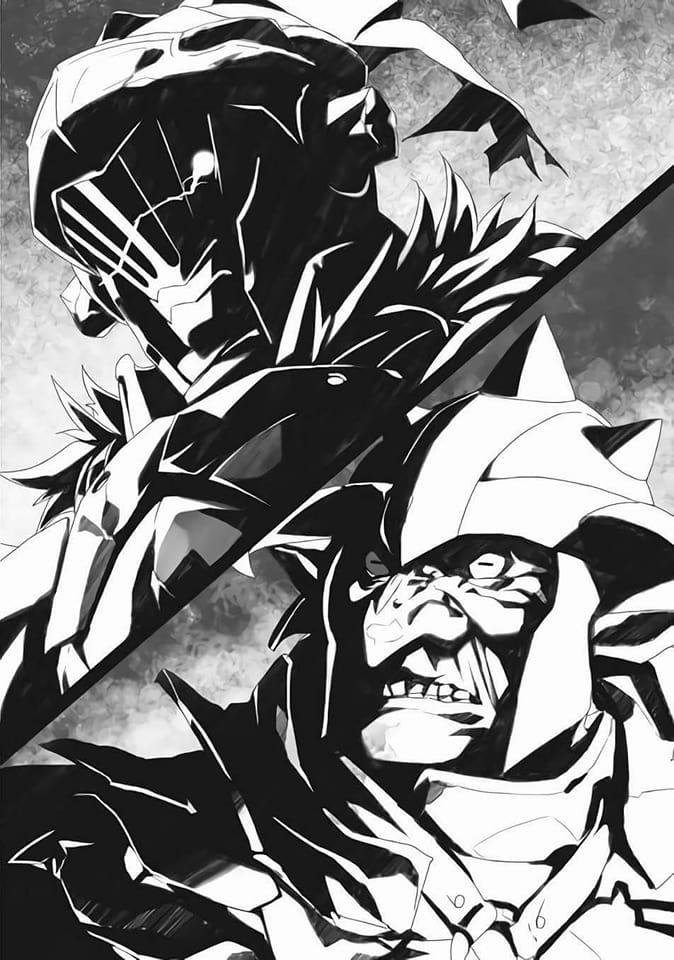 Goblin Slayer Light Novel Volume 5 Art Goblin Paladin
