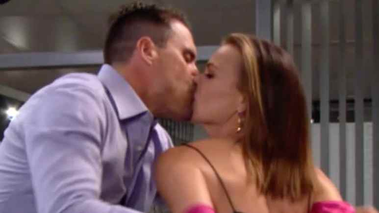 Phyllis and Nick on The Young and the Restless