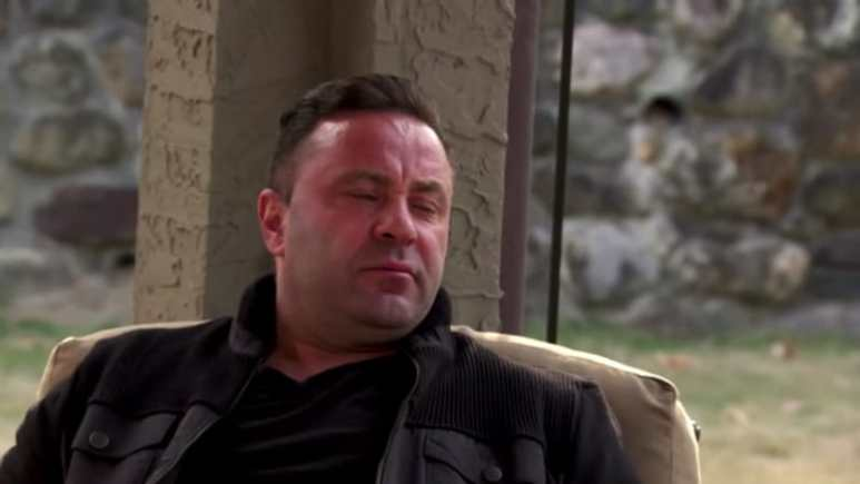 Joe Giudice discusses prison with Teresa Giudice on Real Housewives of New Jersey