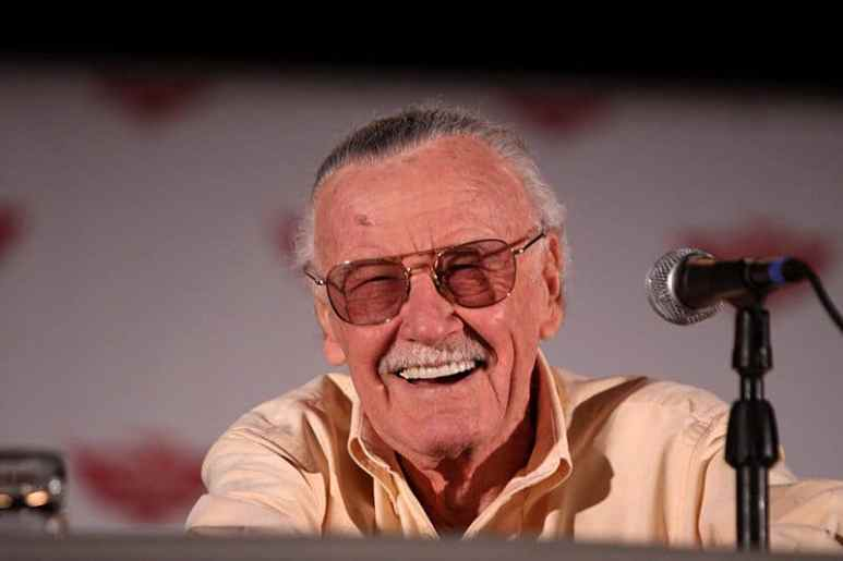 Marvel stars react to Stan Lee's passing: The Marvel Comics legend was 95
