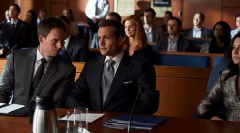 Suits Season 9: Mike Ross and Harvey Specter