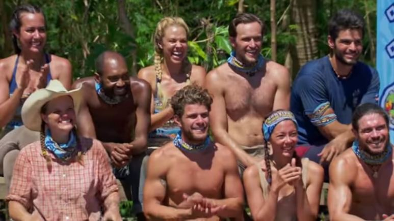 The Survivor David vs Goliath competitors voted out Elizabeth