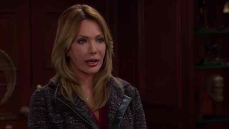 Hunter Tylo is the legendary actress who plays Taylor on The Bold and the Beautiful