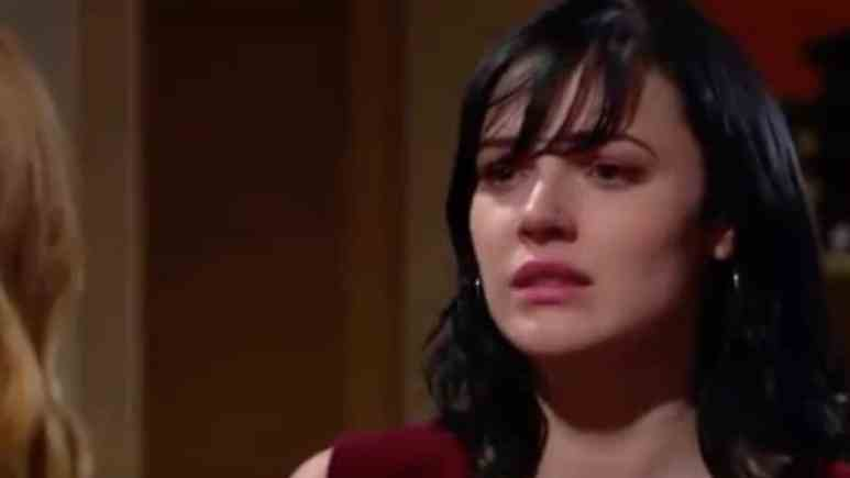 Tessa on The Young and the Restless