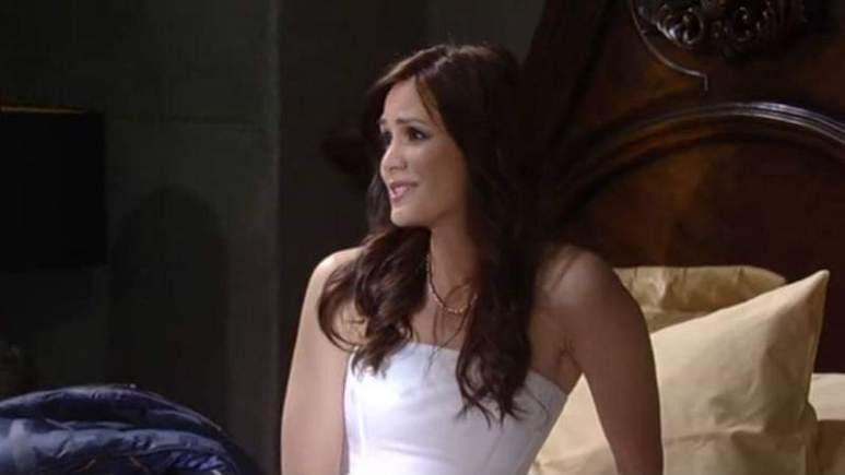 Natalia Livingston as Emily Quartermaine on General Hospital