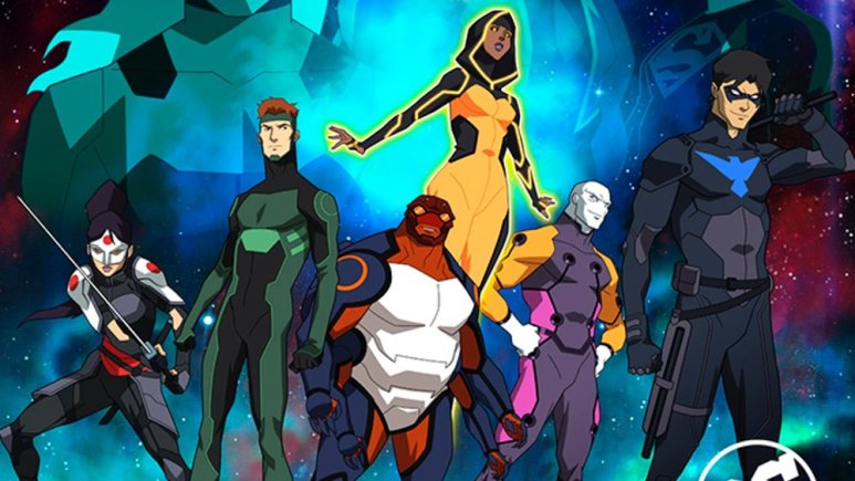 Young Justice: Outsiders tackles very adult issues in the DC Universe. Pic credit: DC Universe