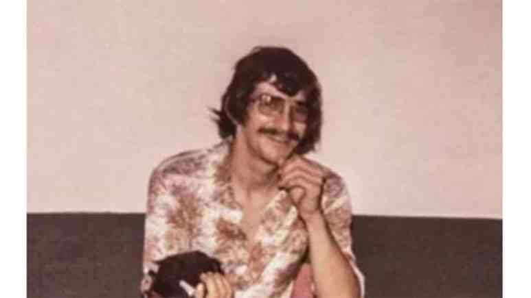 Steven Pearsall family photo