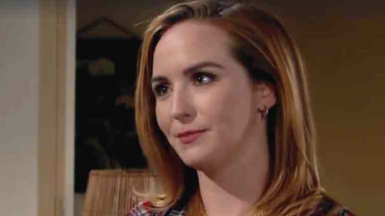 The Young and the Restless spoilers Tessa (Cait Fairbanks) and Mariah (Camryn Grimes)