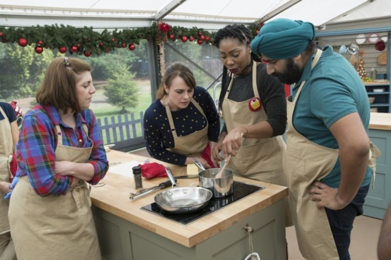 Cooks on The Great American Baking Show