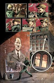 Preview Page - Freedom Fighters 1 Page 1