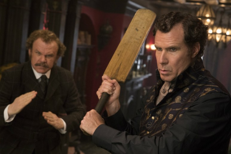 John C. Reilly and Will Ferrell. Pic credit: Columbia Pictures
