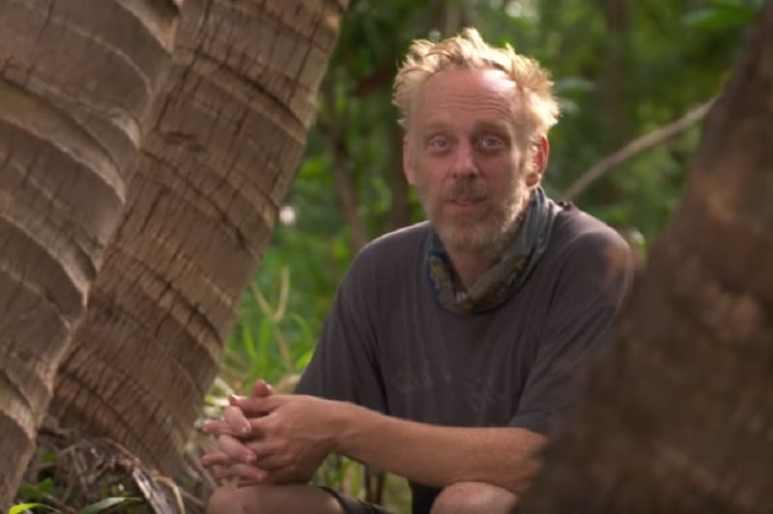Mike White on Survivor Season 37