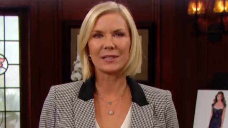 Brooke on The Bold and the Beautiful