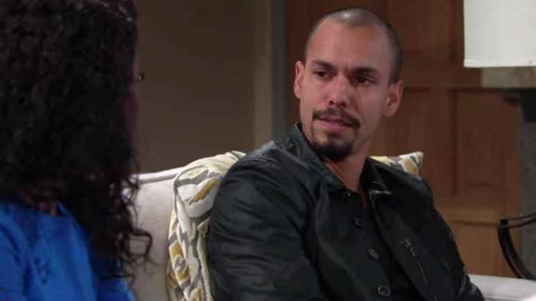 Devon on The Young and the Restless