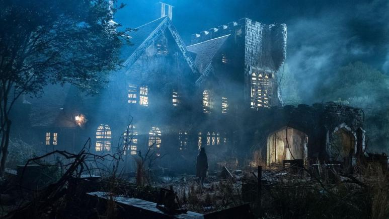 Hill House had a heartbeat and energy all its own. Pic credit: Netflix