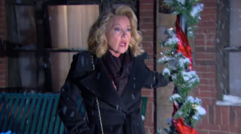 Melody Thomas Scott as Nikki on The Young and the Restless