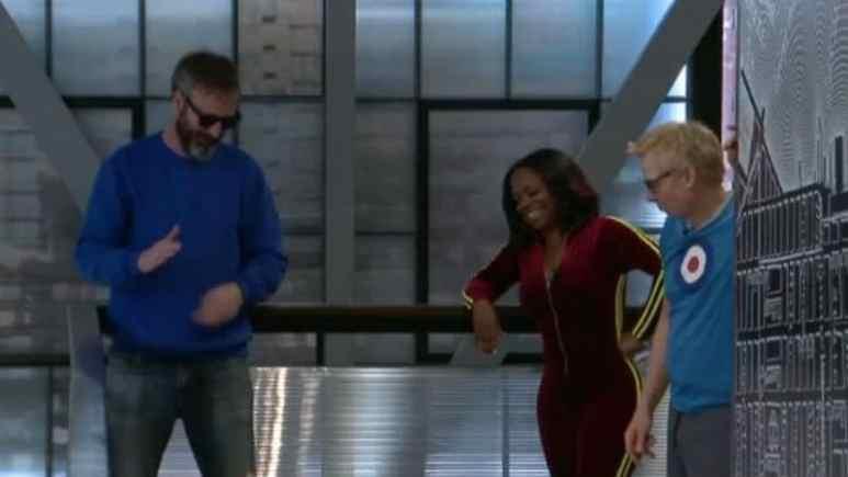 Kato Kaelin, Kandi Burruss, and Tom Green on Celebrity Big Brother