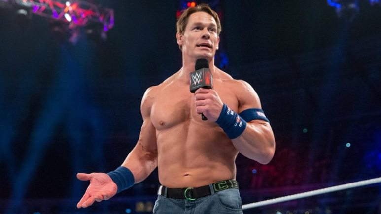 John Cena officially removed from 2019 WWE Royal Rumble match