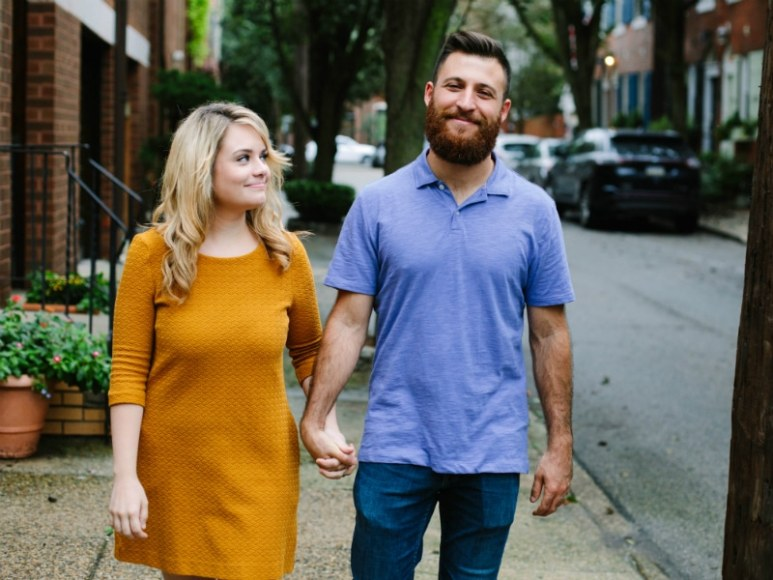 Kate Sisk and Luke Cuccurullo from Married at First Sight
