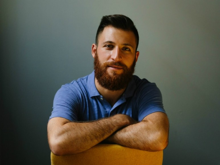Luke Cuccarullo headshot from Married at First Sight