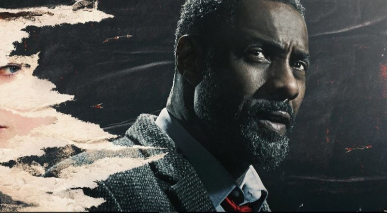 Luther Season 6. Idris Elba as DCI John Luther
