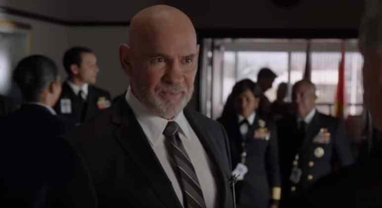 Mitch Pileggi plays Secretary of Defense Wynn Crawford on NCIS cast