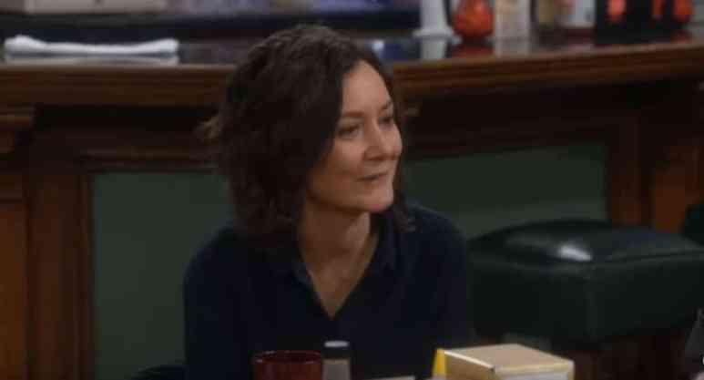Sara Gilbert as Darlene on The Conners