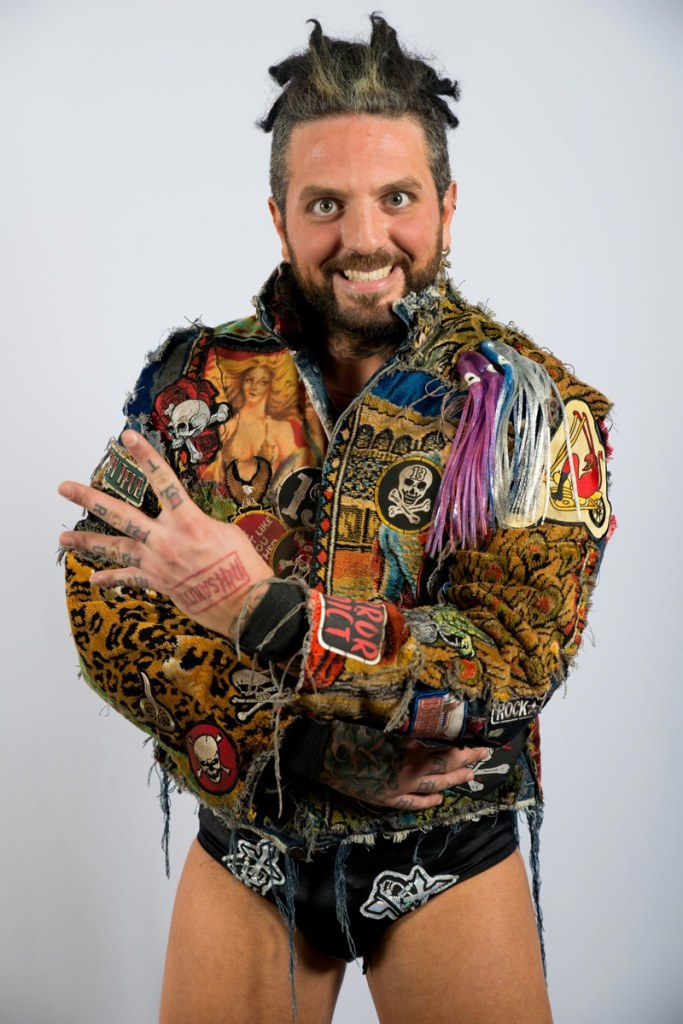 Ring of Honor exclusive interview: Vinny Marseglia