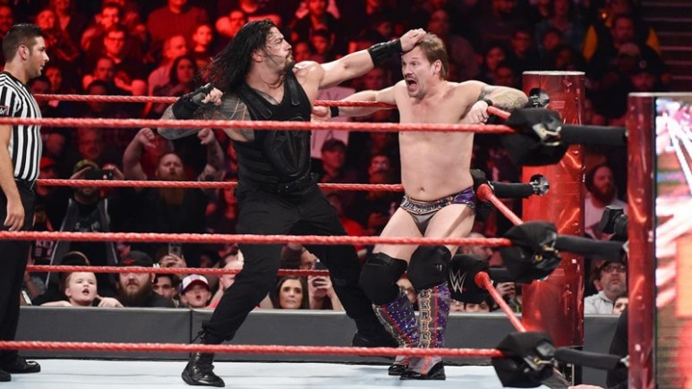 Roman Reigns update: Chris Jericho says he has been in contact with Reigns during leukemia treatment