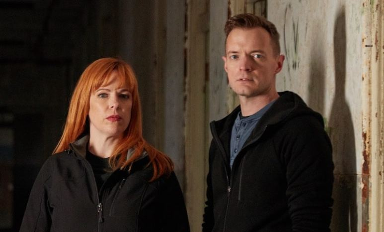 Amy Bruni and Adam Berry of Kindred Spirits