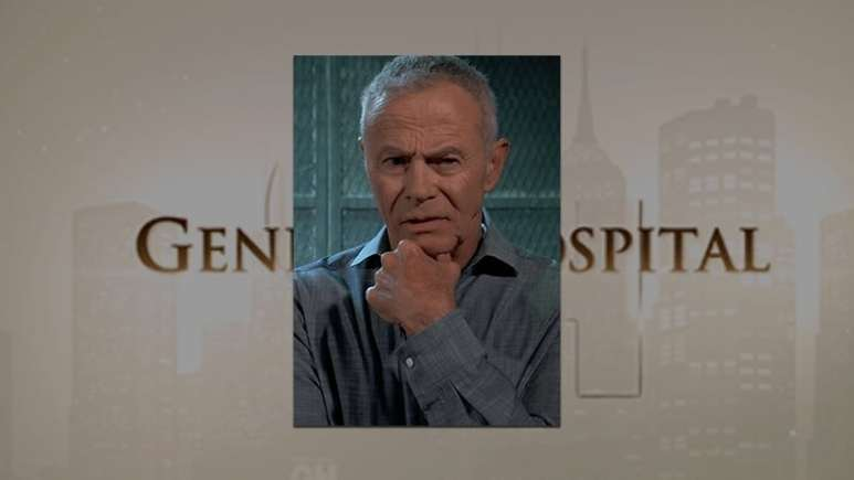 Tristan Rogers as Scorpio on General Hospital.