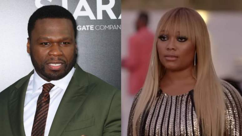 """50 Cent t at the STARZ Television Network Season 5 premiere of """"Power"""" in New York City, Teairra Mari on Love & Hip Hop: Hollywood"""