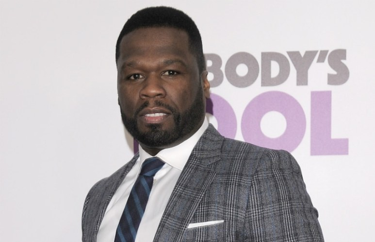 CURTIS ''50 CENT'' JACKSON attends ''Nobody's Fool'' World Premiere,.AMC Lincoln Square, NYC.