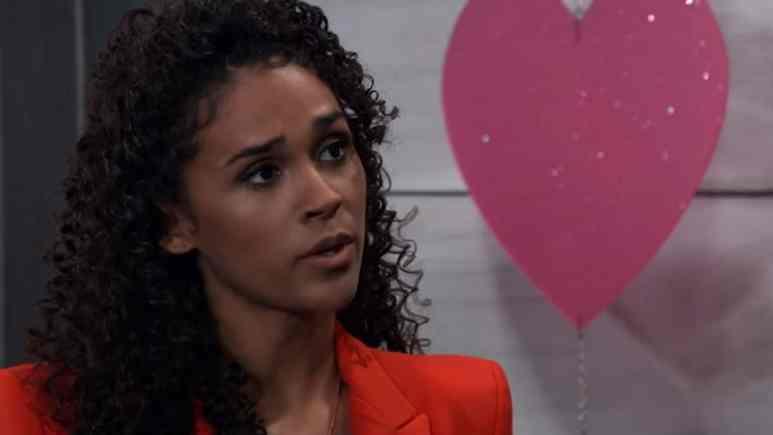 Briana Nicole Henry as Jordan Ashford on General Hospital