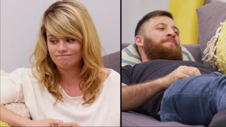 Kate Sisk and Luke Cuccurullo on Married at First Sight