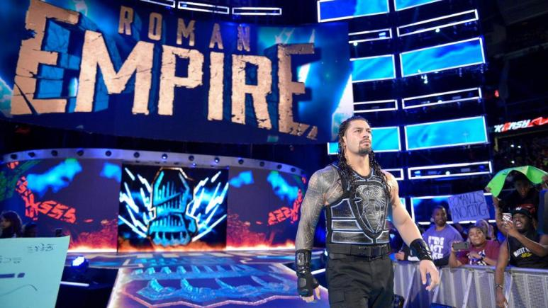 Roman Reigns in the WWE