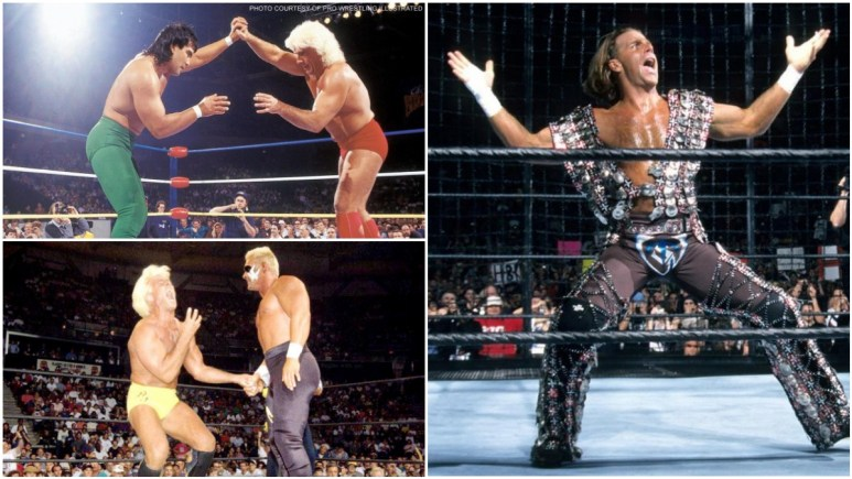 Ric Flair birthday party: Huge names backstage for WWE Monday Night Raw tonight