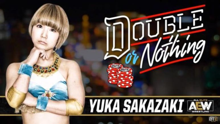 AEW adds Kylie Rae, Nyla Rose, Aja Kong and Yuka Sakazaki to women's roster ahead of Double or Nothing