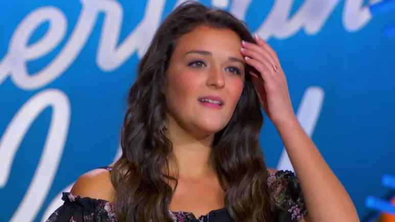 Courtney Penry impresses with Parachute by Chris Stapleton