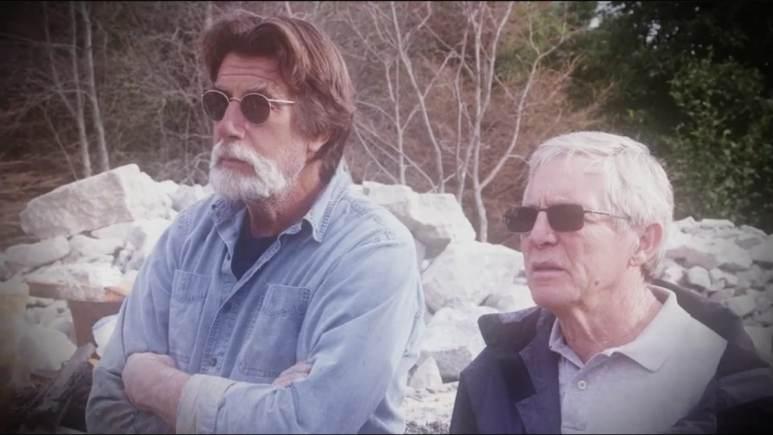 Rick Lagina and Craig Tester on Curse of Oak Island.
