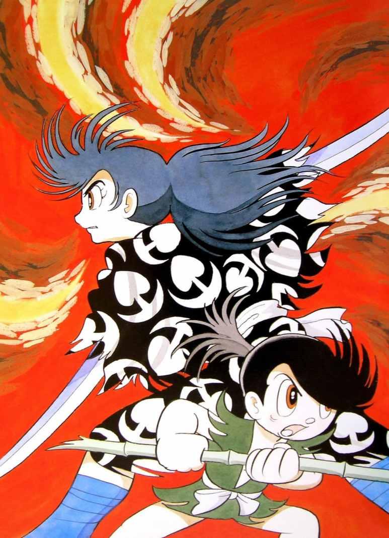 Dororo Manga Characters